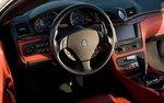 Интерьер Maserati GranTurismo