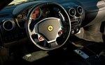 Интерьер Ferrari F430