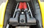 Двигатель Ferrari F430