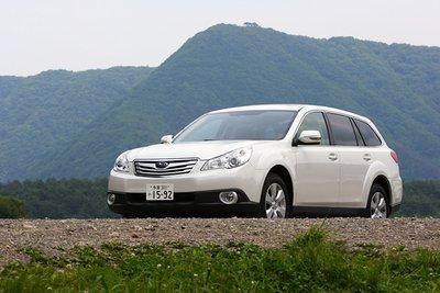 Subaru Legacy Outback 3.6R