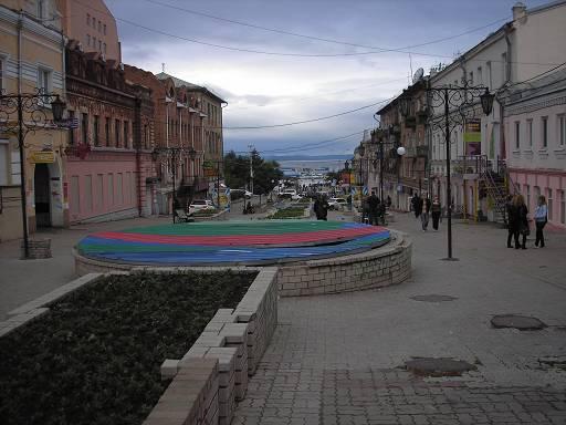 Улица Адмирала Фокина.