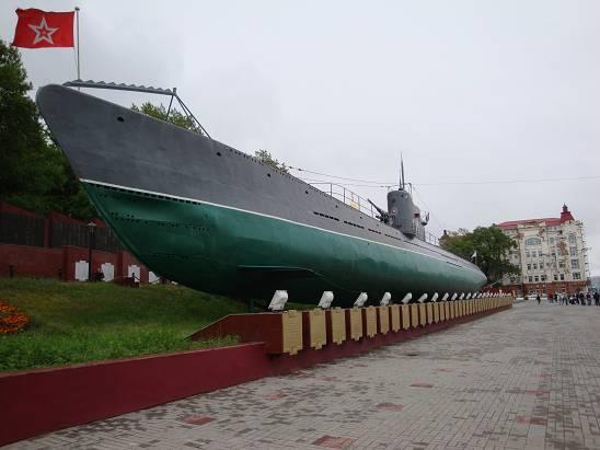 Подводная лодка С-56.
