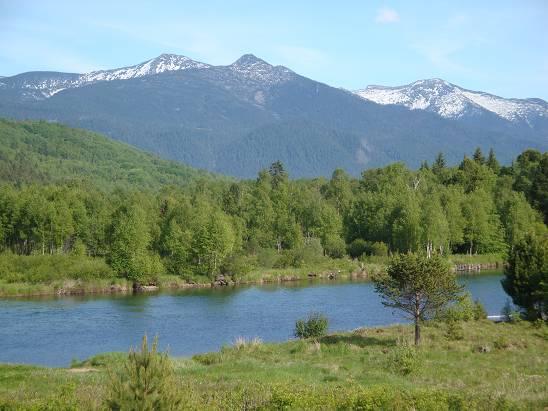 Природа Байкала.