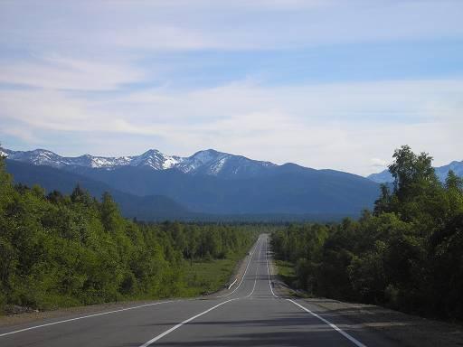 Федеральная трасса «Байкал».