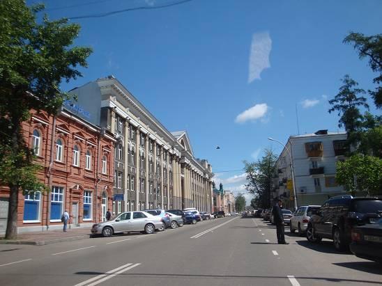 Иркутск – столица Восточной Сибири.