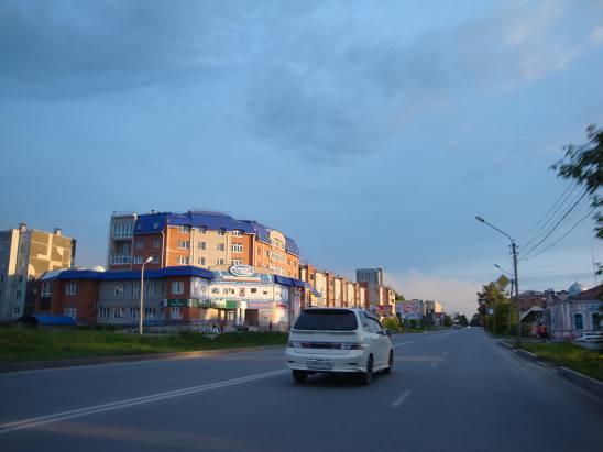 Ачинск.