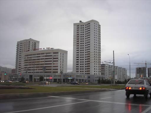 Набережные Челны (новый город).