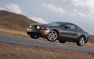 Пакет опций Track Pack обеспечивает Mustang более острые реакции и цепкие покрышки.