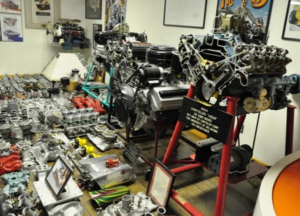 Драгрейсинг в Америке – это целый пласт автомобильной культуры, что наглядно демонстрирует музей в Окале