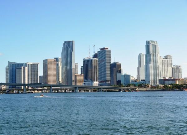 Даунтаун Майами – весьма компактный центр деловой жизни двухмиллионного города