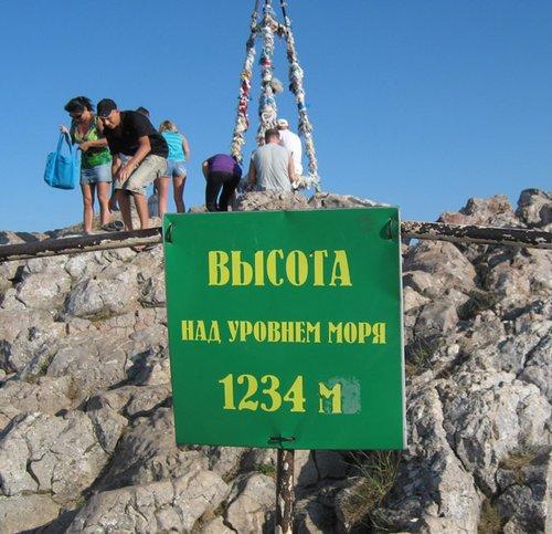 Ялта-2009. Путешествие в Крым из Москвы.