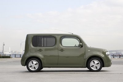 Nissan Cube 15X V Selection
