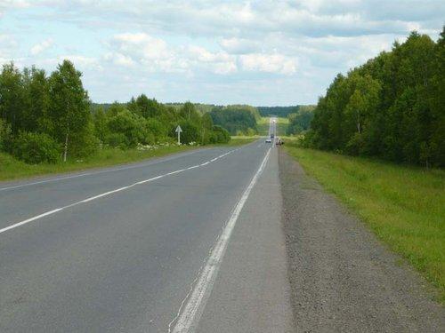Кемерово — Ачинск.
