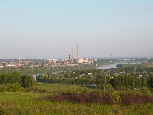 Панорама Канска.
