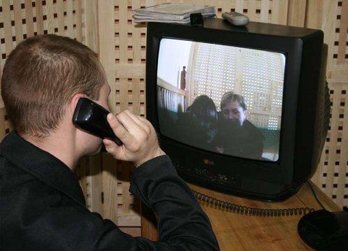 Видео-переговоры.