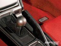 Рычаг МКПП на Acura NSX-T