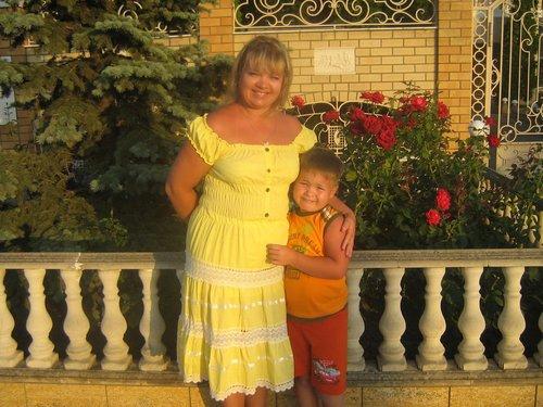 Путешествие из Кемерово в Анапу и на Украину (2008 г.).