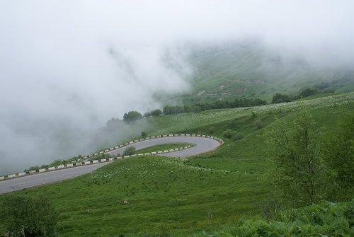 Перевал Гумбаши.