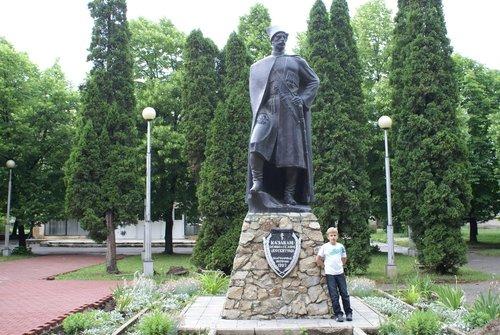 Памятник казакам. Ессентуки.