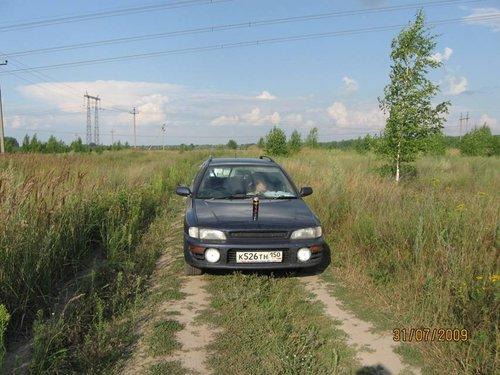 Где-то в Рязанской губернии.