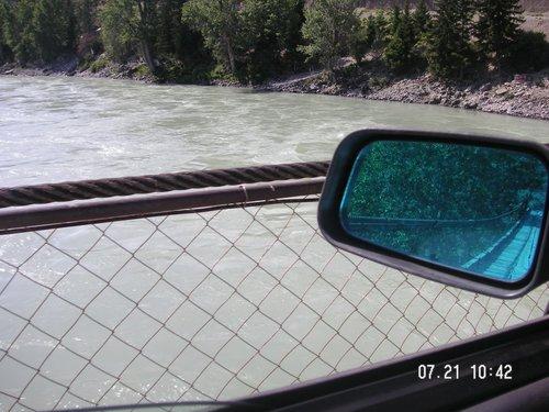 Поездка из Омска на южный берег Телецкого озера на ВАЗ-21102, Honda Prelude и Mazda Proceed в июле 2009.