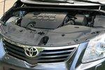 Моторный отсек Toyota Avensis