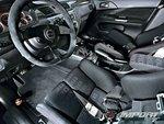 Интерьер Mitsubishi Lancer EVO IX