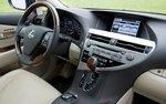Lexus RX 350. Интерьер