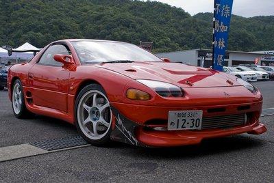 Pit Road M Mitsubishi GTO