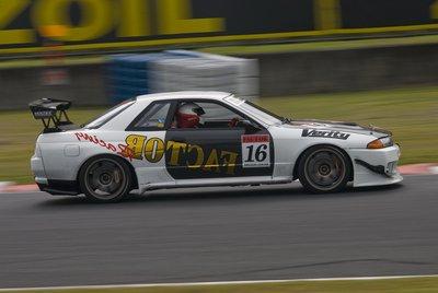 Factor Racing Nissan Skyline GT-R R32