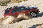 4Runner предназначен в первую очередь для любителей внедорожников Toyota.