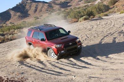 Toyota 4Runner Trail Grade 2010