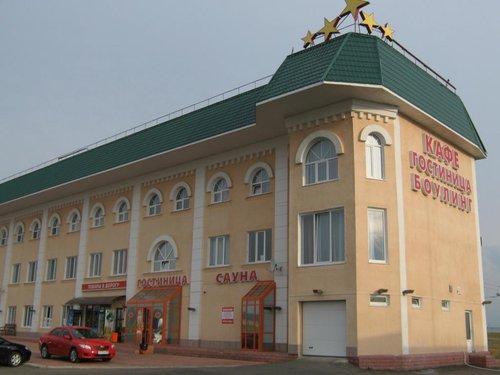 Татарский мотель 5 звезд!