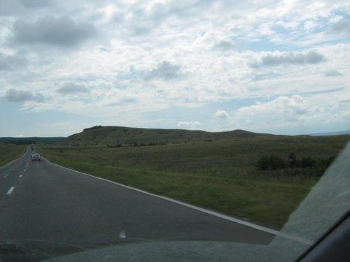 Дорога до Саратова хорошая.