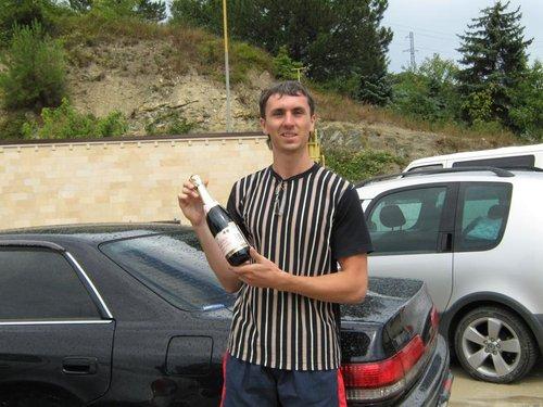 Настоящее коллекционное шампанское.