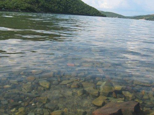 Вода отличная!