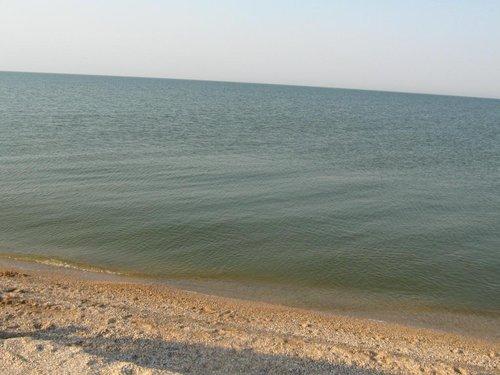 В Таганрогском заливе штиль.