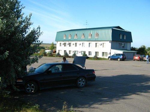 Мотель после Саратова.