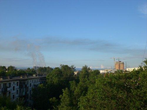 Утро 4 июля 2009 года, в отличии от большинства дождливых дней в июне, встретило нас солнцем.