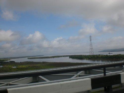 Амур-батюшка. Вид с моста.