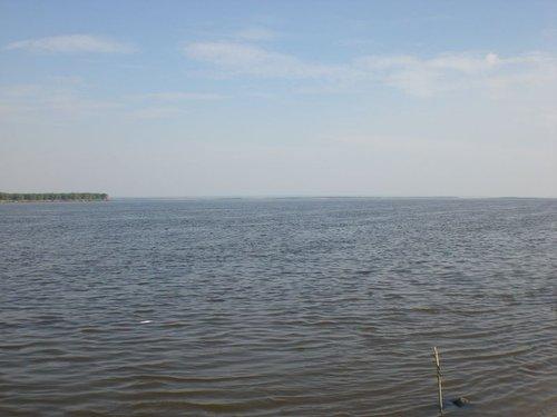 Лена…. Огромная река.