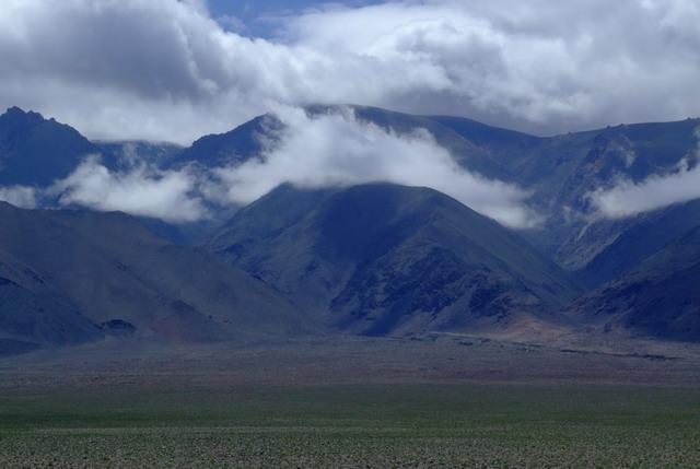 Горы Монгольский Алтай.