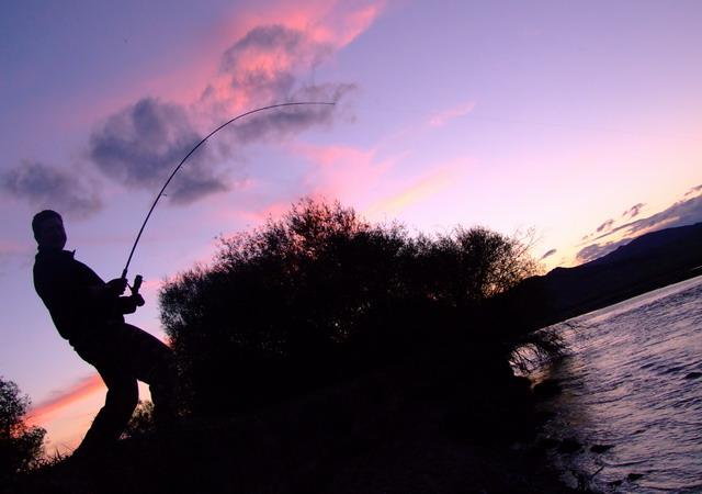 Река Дэлгер-Мурен. Но рыбы все равно нет… :о(