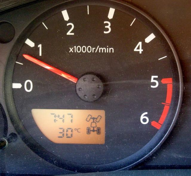 Летом 2009 г. на юге России стояла жара – утром уже +30С.