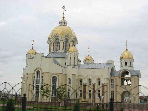Россошь, Собор Александра Невского.