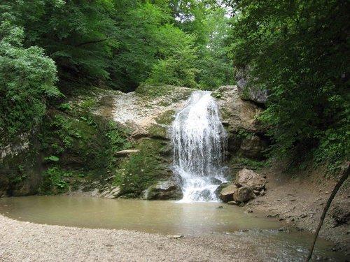 Водопад Шум.