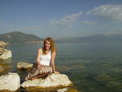 Озеро Эгирдир, Турция.