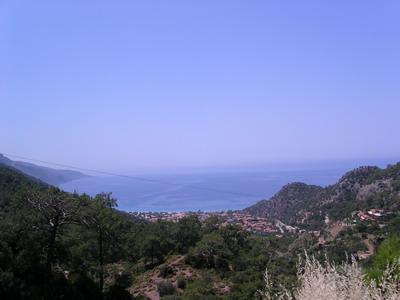 Олу-дениз, Турция.