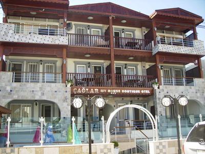 Наш отель в Тургутрейсе.