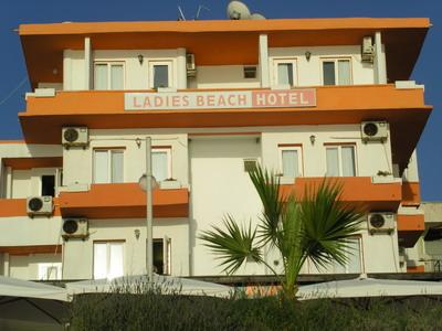 Наш отель в Кушадасах.